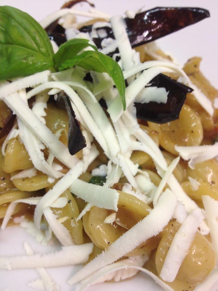 ... Norma Bianca con Ricotta Salata.   Food & Drink   Pinterest   Ricotta