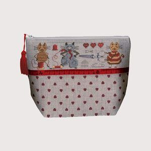 Trousse Couture Chats