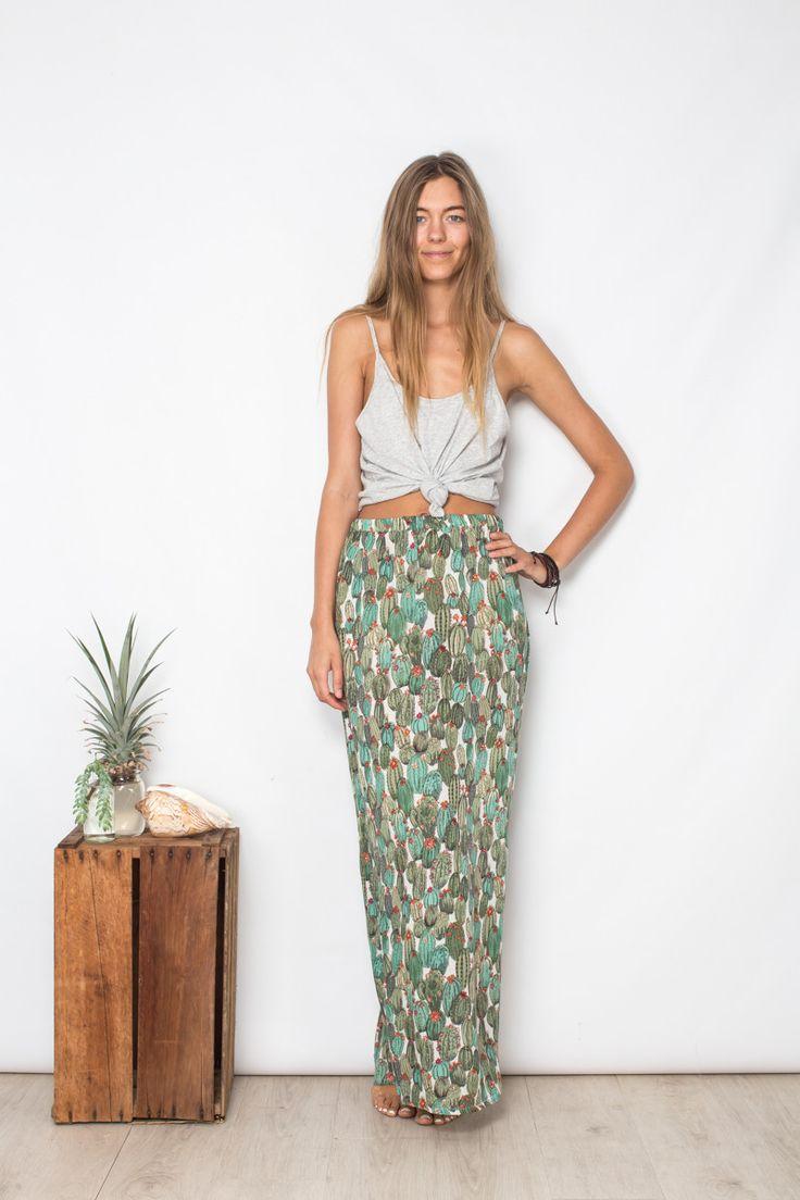 Cara Cactus Skirt