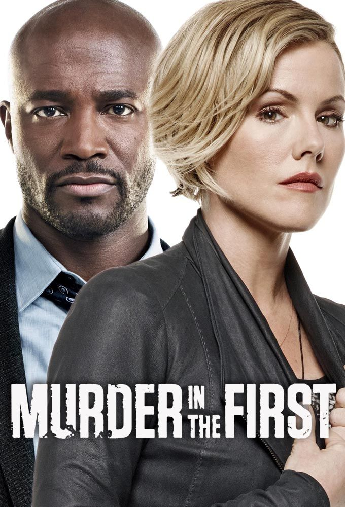 Murder in the First -  a great new series on TNT. Taye Digg's is perfect for drama!!!
