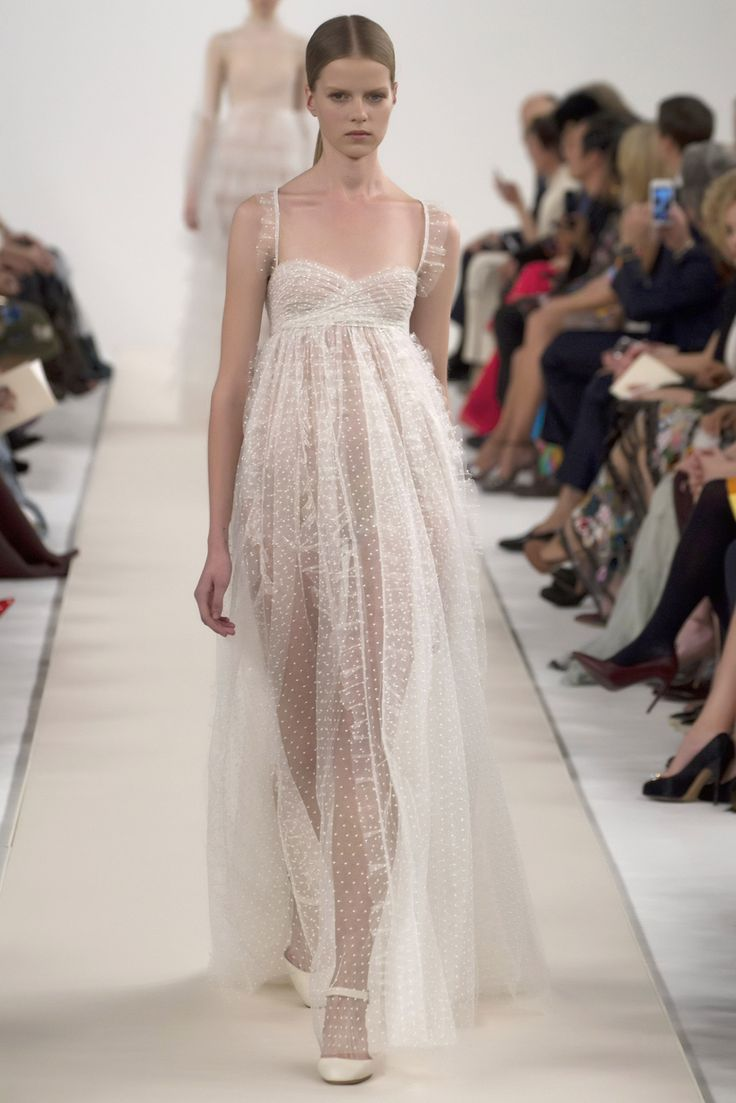 Slideshow: The Runway at Valentino's New York Couture Show - Gallery - Style.com Look44