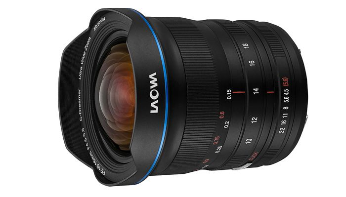 Venus Optics Announces The Laowa 10 18mm F 4 5 5 6 Fe Zoom The World S Widest Full Frame Rectilinear Zoom Lens Zoom Lens Full Frame Lens