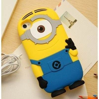 Funda minion iPhone 6