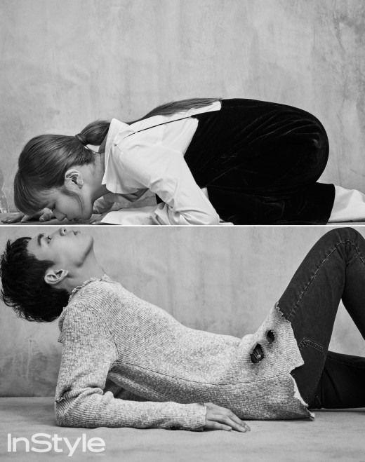 Bomi of Apink, Choi Tae-joon exchange romantic nicknames   Koogle TV