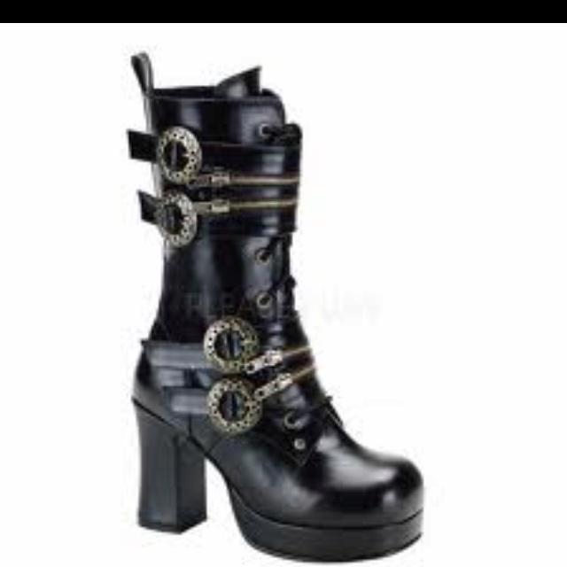 Kick Ass Boots 54