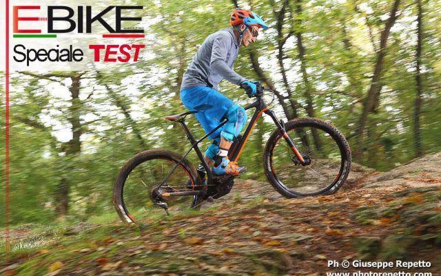 Test di una Mountain Bike Elettrica per vedere come si comporta mettendola alla prova Test Mondraker e-prime r+ carbon messa a dura prova su un tracciato in mezzo alla natura, con la presenza di fango, terreno sconnesso, rocce, e tutto quello che rende difficile la vita ad una qualsia #e-mtb #e-bike #bicielettrica #rivista
