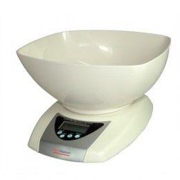 Una balanza electrónica para pesar todos los ingredientes y hacer que nuestra receta salga perfecta.