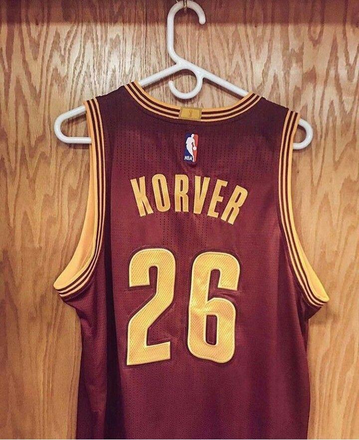 Kyle Korver #26 Cavs