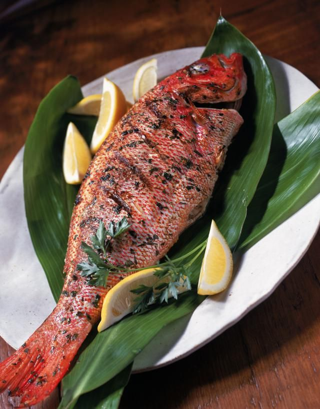 cilantro garlic and lime red snapper with cilantro garlic and lime ...