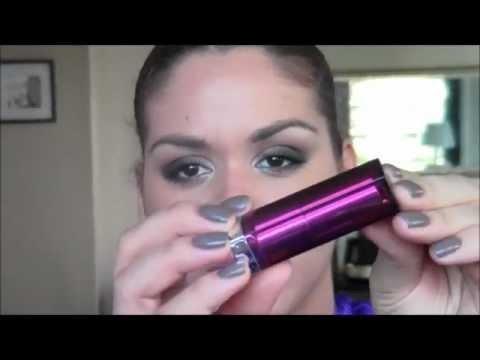 Maquillaje de Ojos Ahumados (Smoky Eye )