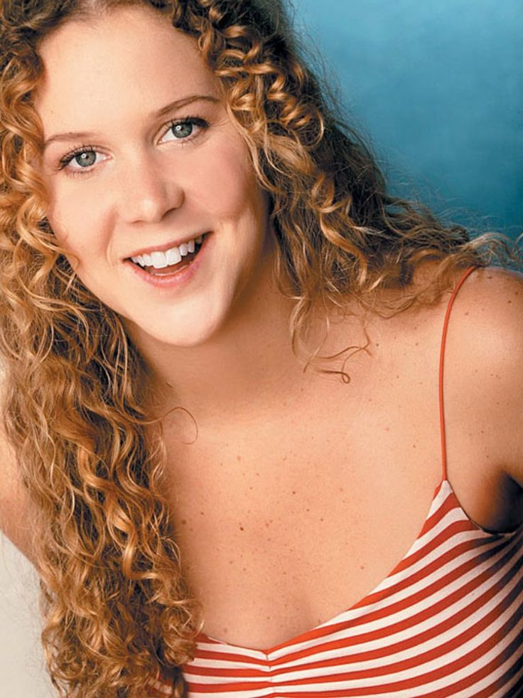 Amy Schumer   Maybe more of a SA naturally? Lots of warmth in the hair here