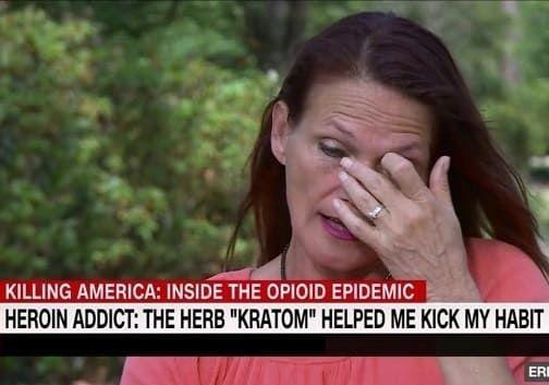 Kratom Helped Me Kick My Habbit  Source : https://edition.cnn.com/2017/10/26/health/opioid-crisis-kratom-potential/index.html