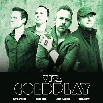 Viva Coldplay Promo Shot