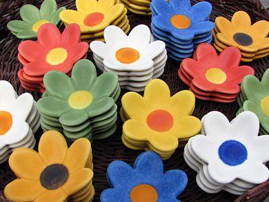 Keraamiset kukat, Inkariikka