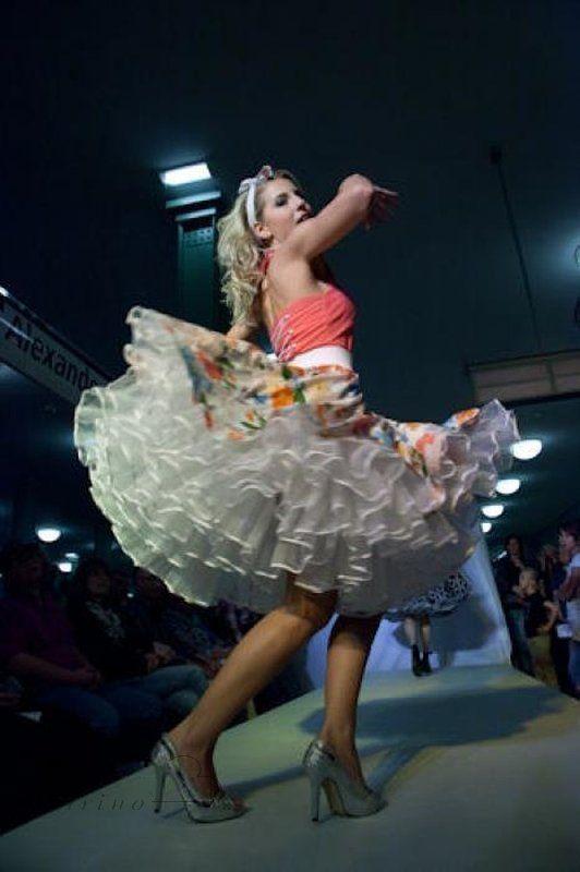 SETRINO® Petticoat DANCE 3 Lagen weiss, WOW Volumen!
