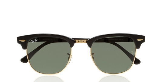 3a1009d24e2a Ray Ban Clubmaster On Pinterest