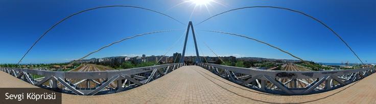 Sevgi Köprüsü 3D Gezinti