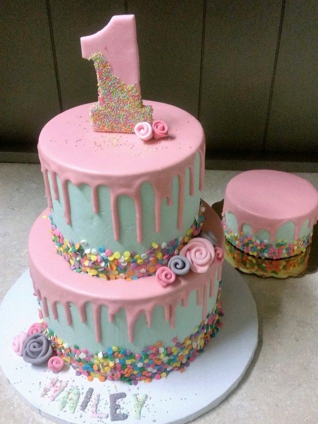 Superb 32 Amazing Image Of First Birthday Cake Cute Birthday Cakes Funny Birthday Cards Online Elaedamsfinfo