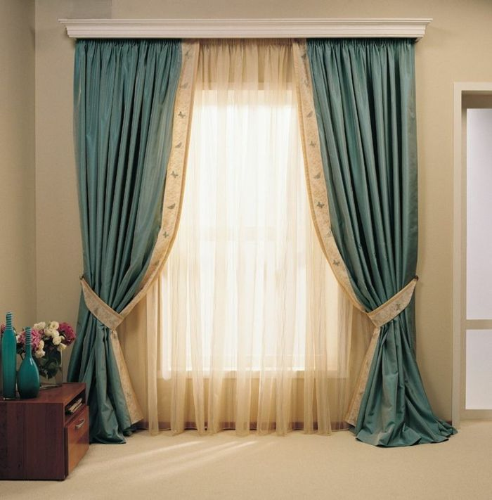 Best 25 tipos de cortinas ideas on pinterest estores for Cortinas tipo visillo