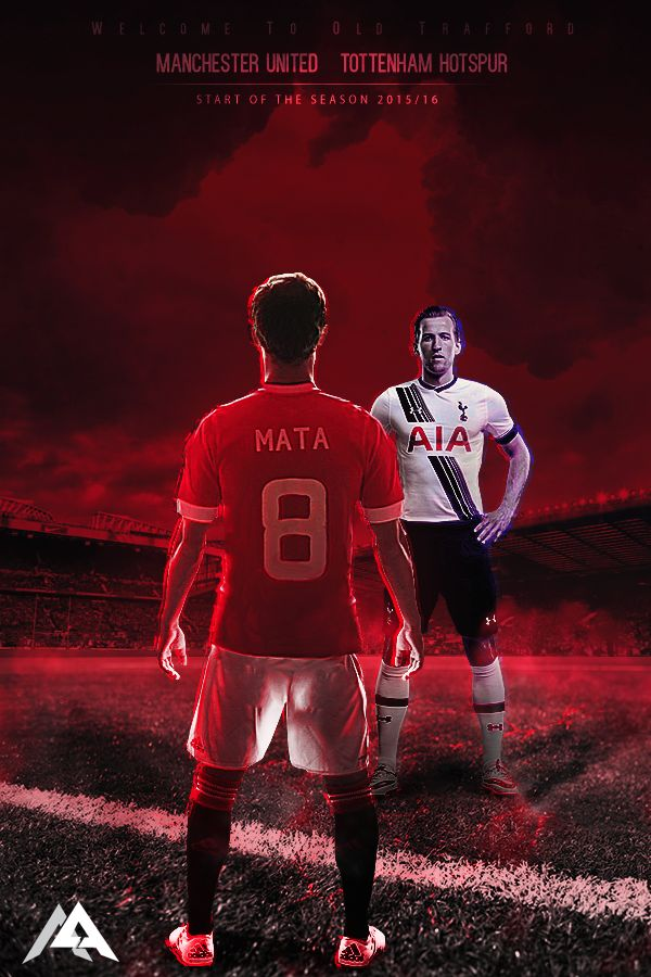 Tomorrow: #BPL is back! Big game against Spurs! #MUFC vs #THFC!