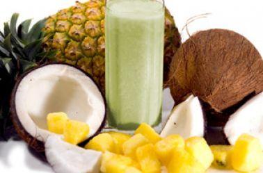 VegeGreens Tropical Smoothie