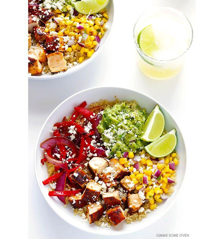18 salades d'été qui vont vous faire succomber