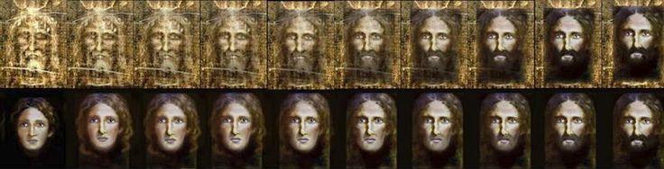 Reconstruyen el rostro de Jesús niño a partir de la Sábana Santa | Excélsior