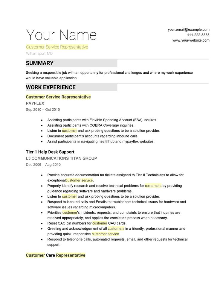 Resume Templates Help (1) TEMPLATES EXAMPLE TEMPLATES