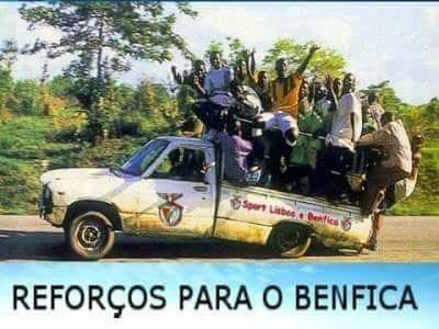 Benfica é bosta.