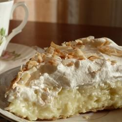 Old Fashioned Coconut Cream Pie Allrecipes.com