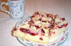 Jogurtový koláč s ovocem