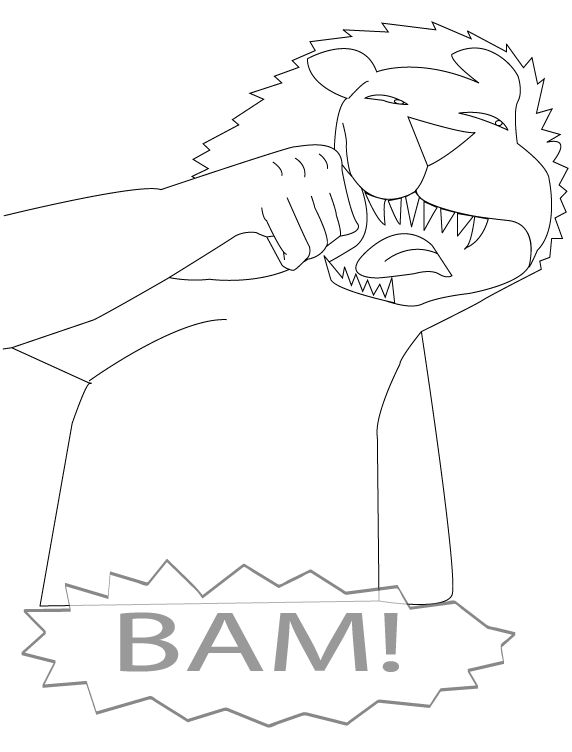 samson coloring, samson coloring pages, samson and the