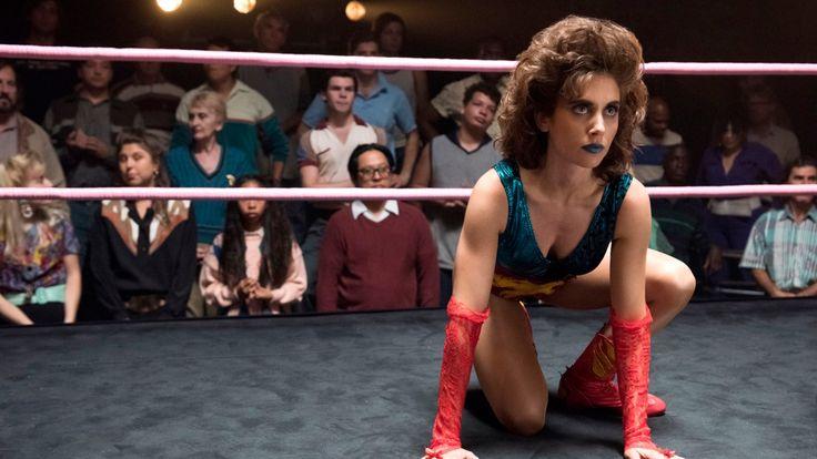 "Queens of the ring: Netflix's Glow puts spotlight on women's wrestling, then and now Sitemize ""Queens of the ring: Netflix's Glow puts spotlight on women's wrestling, then and now"" konusu eklenmiştir. Detaylar için ziyaret ediniz. http://www.xjs.us/queens-of-the-ring-netflixs-glow-puts-spotlight-on-womens-wrestling-then-and-now.html"