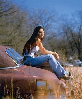 Gretchen-Wilson- When I was little I wanted to be like her