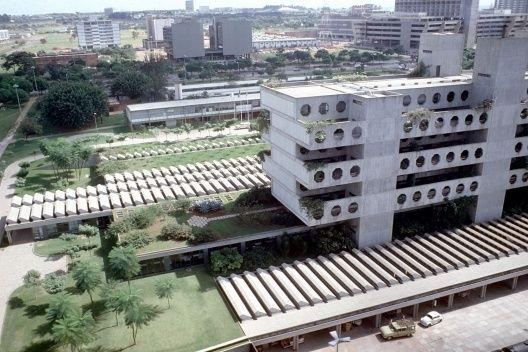 Hospital Sarah Kubitschek – Brasília / João Filgueiras Lima (Lelé)
