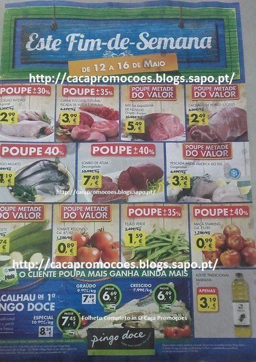 Promoções Pingo Doce - Antevisão Folheto Fim de semana 12 a 16 maio - http://parapoupar.com/promocoes-pingo-doce-antevisao-folheto-fim-de-semana-12-a-16-maio/