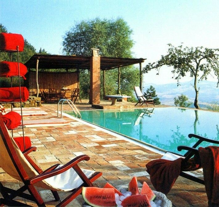 Villa Affaccio, luxury holiday accommodation in #siena #Tuscany