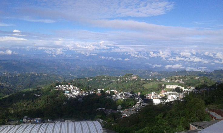 Colombia caldas - manizales.