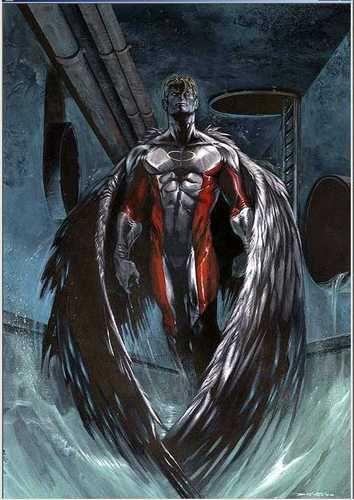 Archangel - marvel-comics Photo