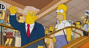 Don't expect the show to cave to pressure from Fox anytime soon. Simpsonscreator Matt Groening says that he got pressure from 21st Century Fox to lay off Fox News after his show lampooned the cable news network for being popular with racists.During a ComicCon panel in San Diego on Saturday, Groening played clips of an animated version of President Donald Trump appearing on theSimpsonsthis year, and then revealed that Fox News' parent company expressed its displeasure with a joke the sh...