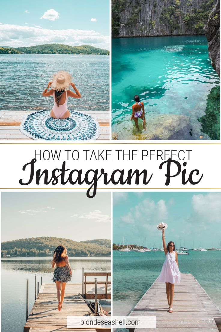 Tips from the experts. Learn how you can create the perfect picture for your Instagram account.