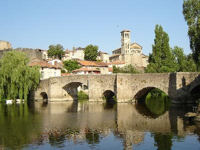 Clisson, France! Beautiful....i'd love to go back again :)