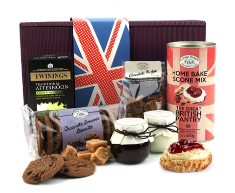 Tea and Scones - Celebrate the Queen's Diamond Jubilee with A Great British Treat...
