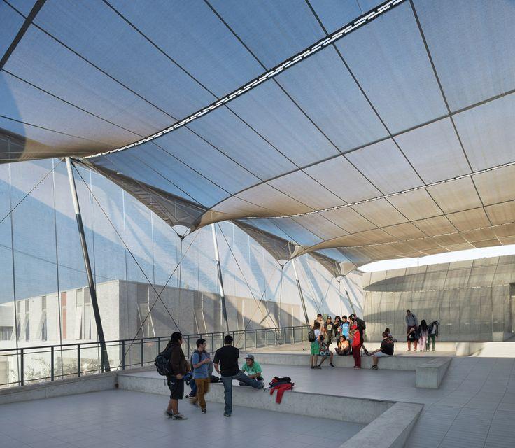 Gallery - Physics Department Building / Marsino Arquitectura - 13