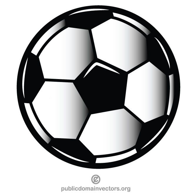 Footballer Vector Graphics Download At Vectorportal Clip Art Vector Graphics Free Vector Graphics