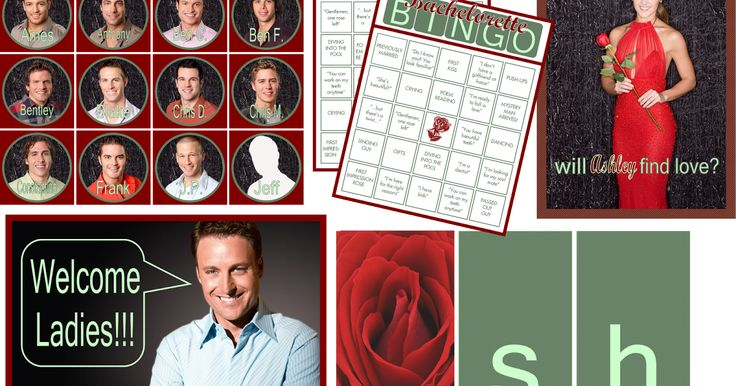 Do you watch ABC's Bachelor/Bachelorette ? I do. Although, I would have never thought about throwing a party with printables until I receive...