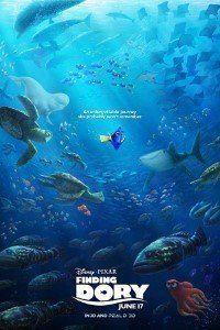 Finding Dory 2016 Hindi English 480p 300mb 720p 950mb