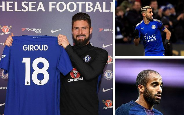 Arsenal land Auba, Spurs sign Lucas Moura, Man City end Mahrez bidhttps://www.highlightstore.info/2018/02/01/arsenal-land-auba-spurs-sign-lucas-moura-man-city-end-mahrez-bid/