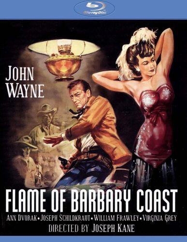 Flame of Barbary Coast [Blu-ray] [1945]