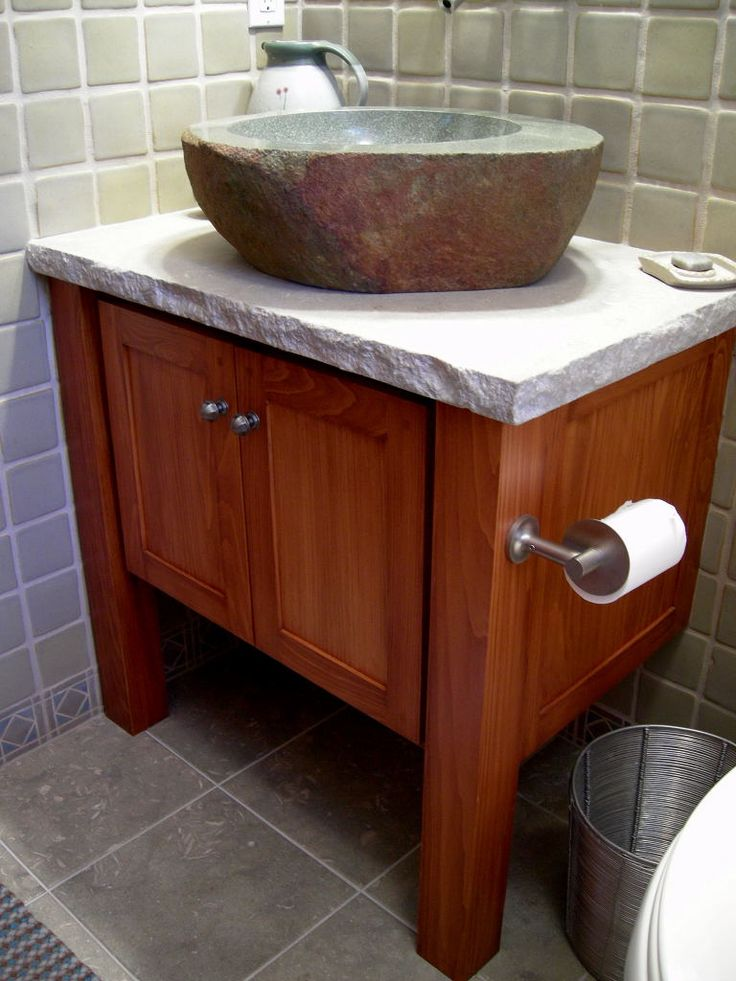 Craftsman bathroom vanity arts and crafts mission for Arts and crafts bathroom lighting